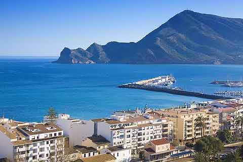 Altea in Alicante, Valencia and Murcia