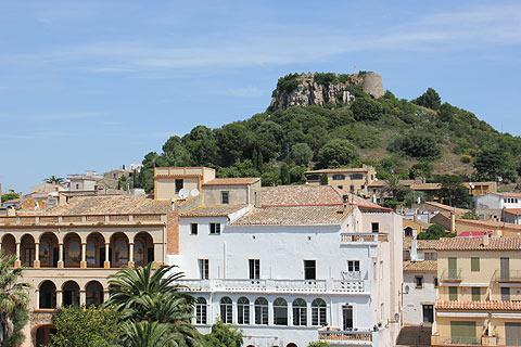 Photo of Begur (Catalonia region)