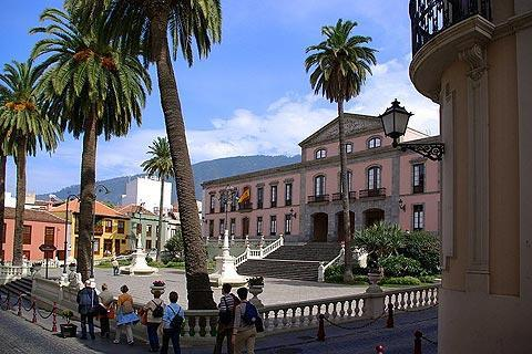 La Orotava, Canary Islands