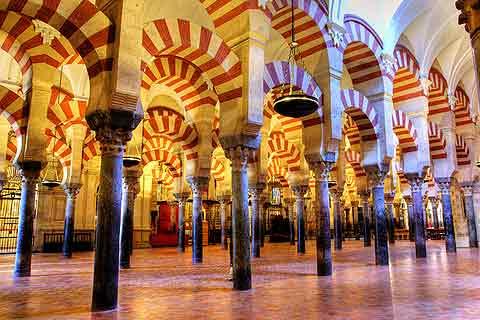 mezquita spain Gallery