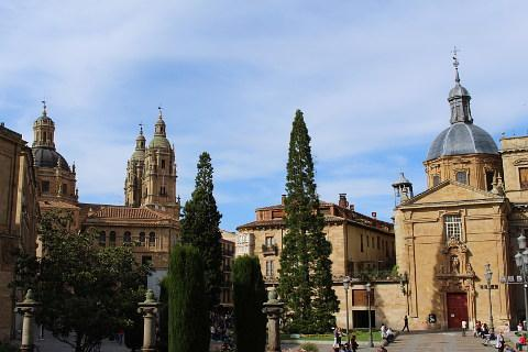 Salamanca in , Castile and Leon