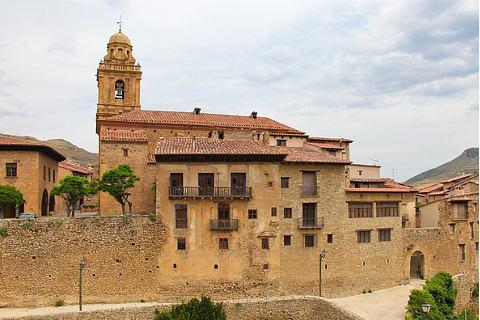 Photo of Alcaniz (Aragon region)