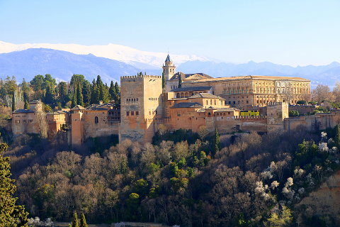 Photo of Alhambra Palace