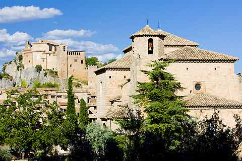Photo of Alquezar (Aragon region)