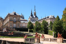 Royal Palace of La Granja de San Ildefonso