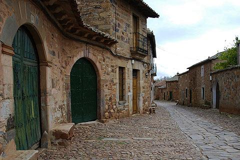 Photo of Castrillo de los Polvazares (Castile and Leon region)