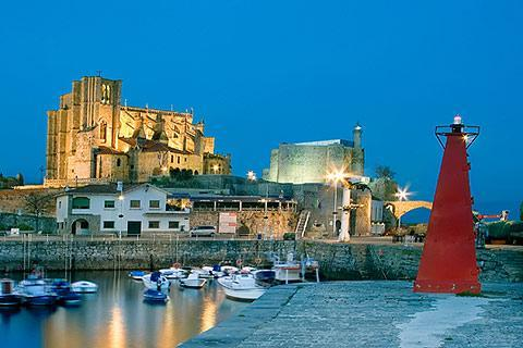 Photo of Castro Urdiales (Asturias and Cantabria region)