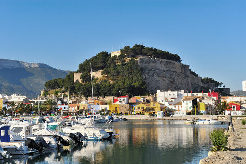 Visit Denia; a travel guide to the town of Denia, Spain