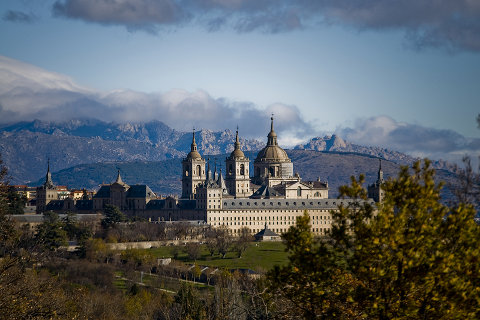 Photo of El Escorial