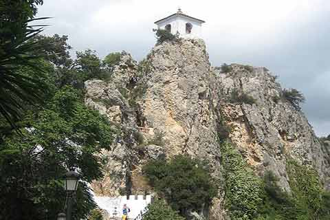 Photo of Guadalest