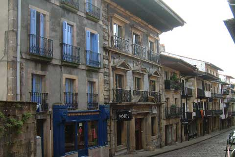 Photo of Hondarribia (Navarra, La Rioja, Basque Country region)