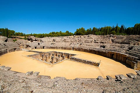 Photo of Italica (Andalucia region)