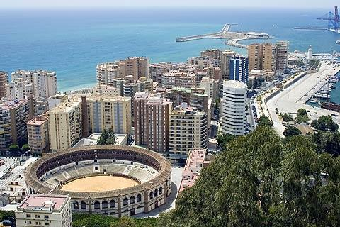 visit malaga a travel guide to the city of malaga spain. Black Bedroom Furniture Sets. Home Design Ideas