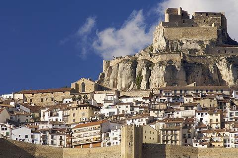 Visit morella a travel guide to the town of morella spain - Best house castellon ...