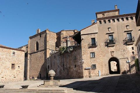 Photo of Plasencia (Extremadura region)