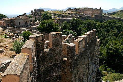 Photo of Sagunto (Valencia and Mucia region)