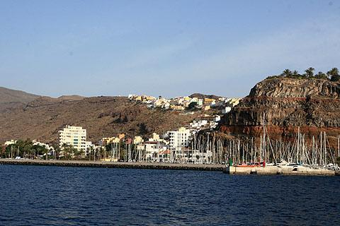 Photo of San Sebastian de la Gomera (Western Canary Islands region)