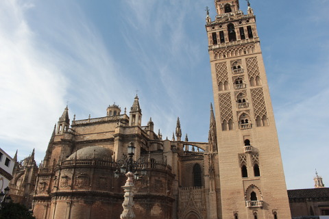 Photo of Seville - Giralda (Andalucia region)