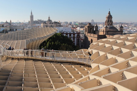 Photo of Metropol Parasol (Andalucia region)