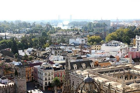 Photo of Seville-Barrio Santa Cruz (Andalucia region)