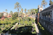 photo of Alcazar of Seville