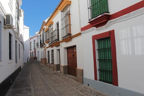 Jewish quarter of Carmona
