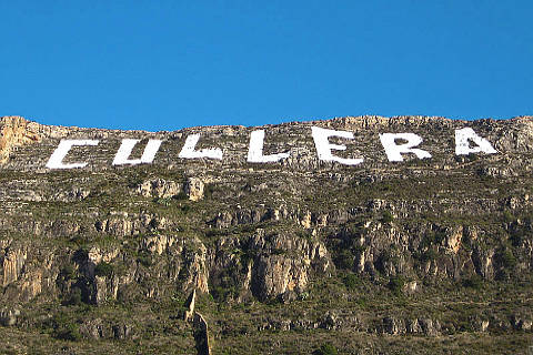 Mountains of Cullera